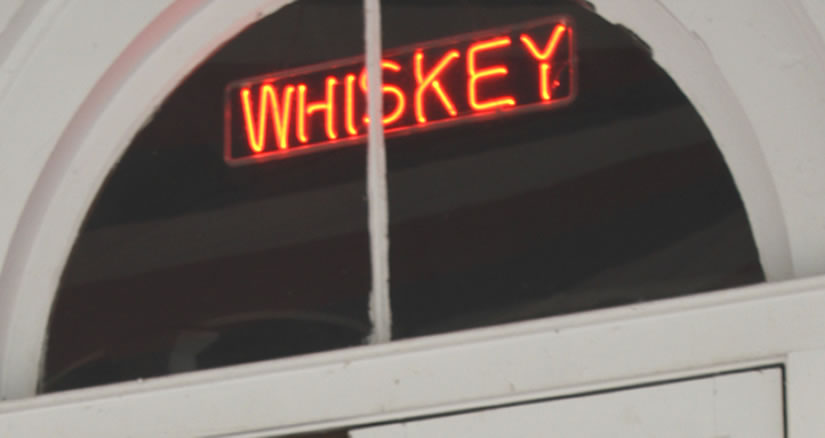 whiskey light countdown